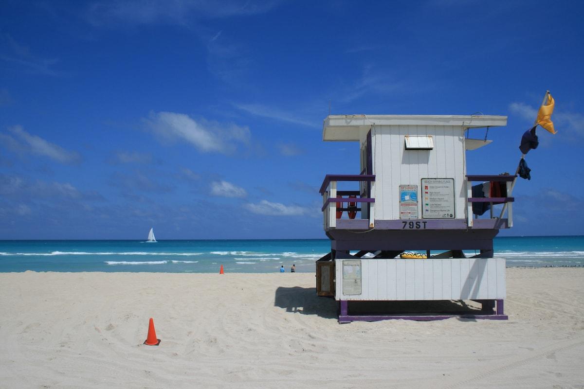 Beach on 79 St
