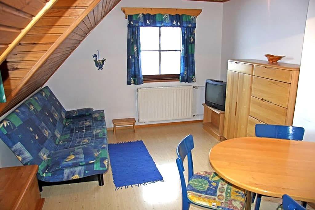 apartma cesar 2 - Stara Fužina - Apartamento