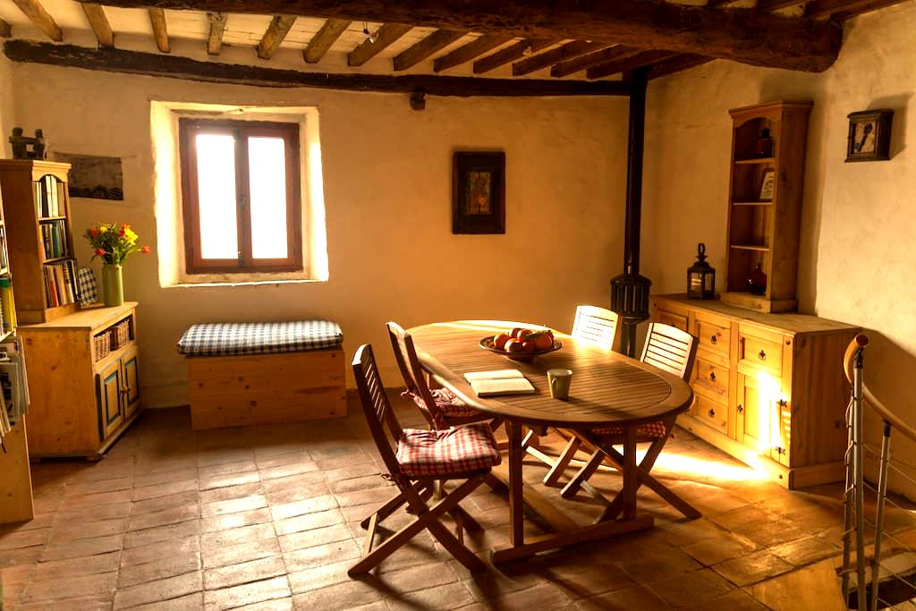 Simple and cosy house in heart of little village - Borgo a Mozzano - Σπίτι