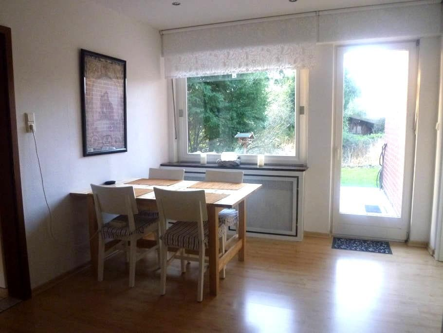 ground-floor apartment 3-7 persons - Grevenbroich