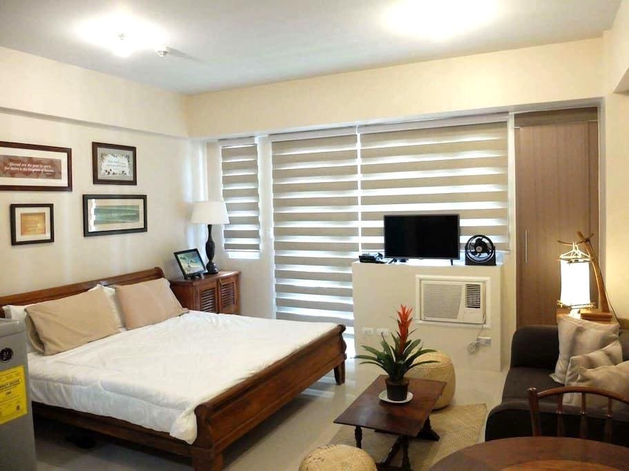 Cozy Studio unit with Parking - Pasay - Wohnung