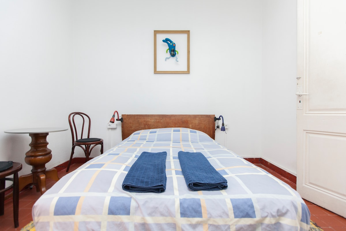 Big and comfortable room in Born