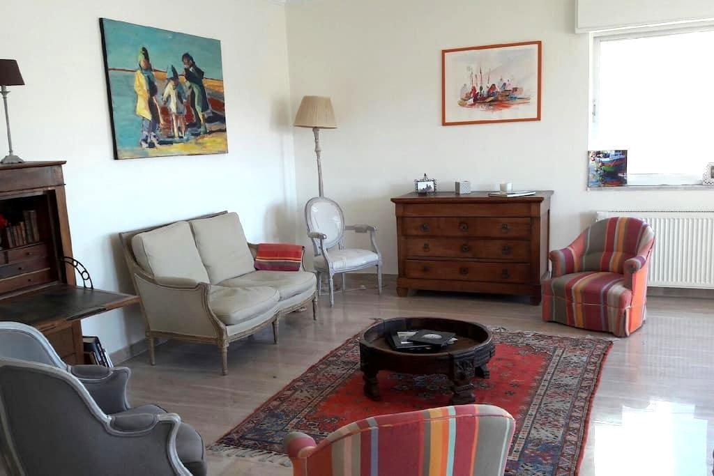 Le calme dans le beau quartier de Abdoun - Amman - Appartement