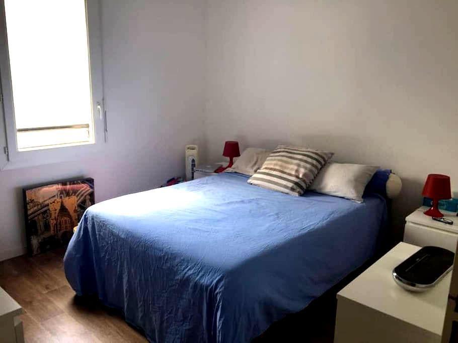 Chambre dans appart bien placé, équipé et lumineux - Caen - Byt