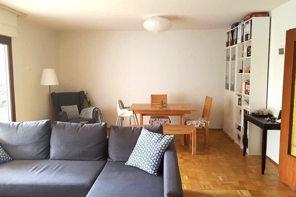 Privatzimmer idyllisch für Familien - Bad Krozingen, Baden-Württemberg, DE - Talo