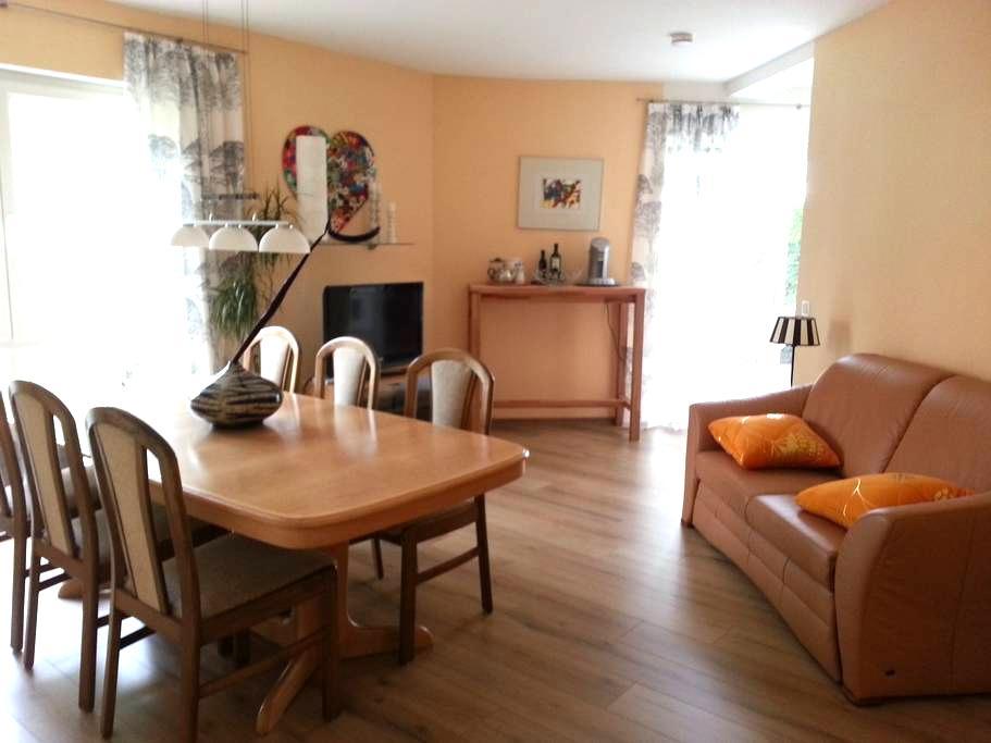 Komfortable Übernachtung im Taunus - Hünstetten-Beuerbach - Apartament
