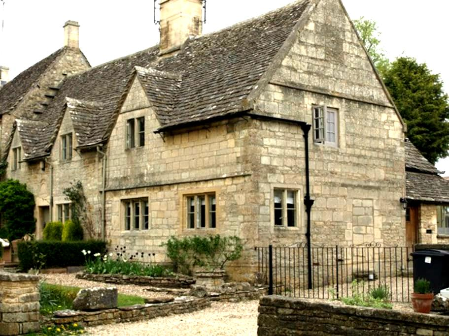 Cosy modern cottage in the Cotswold - Bibury - Dom