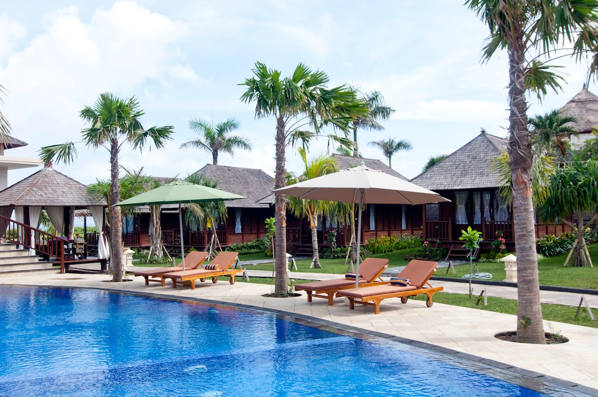 LUXURY BUNGALOWS Balangan beach #2