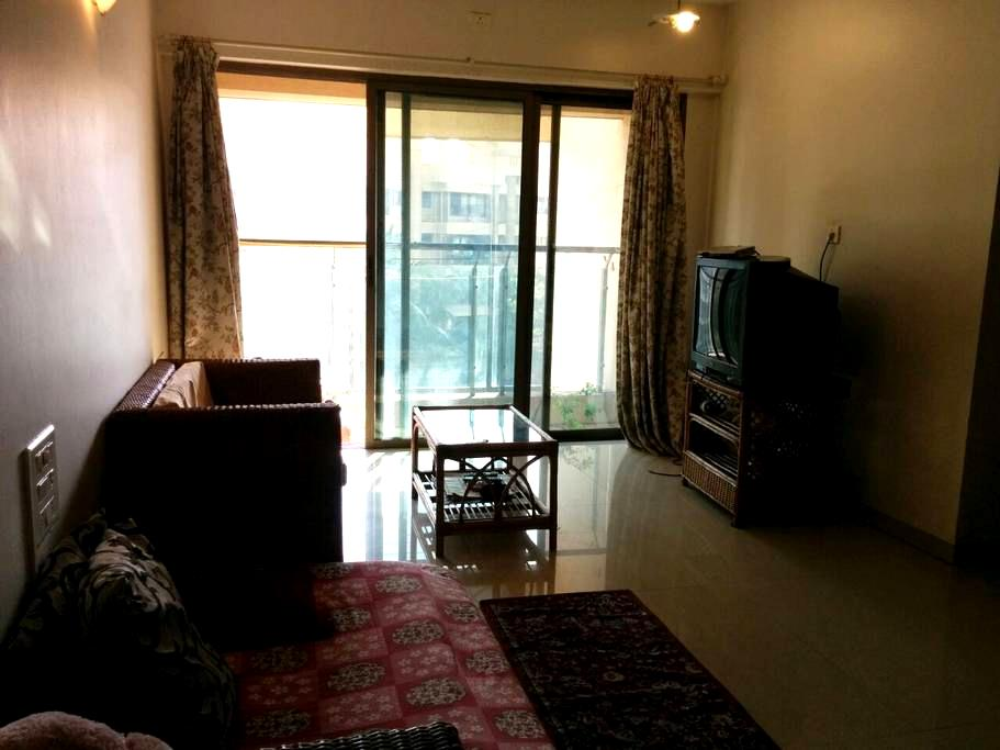Couch surfing-powai with free wifi - Mumbai - Byt