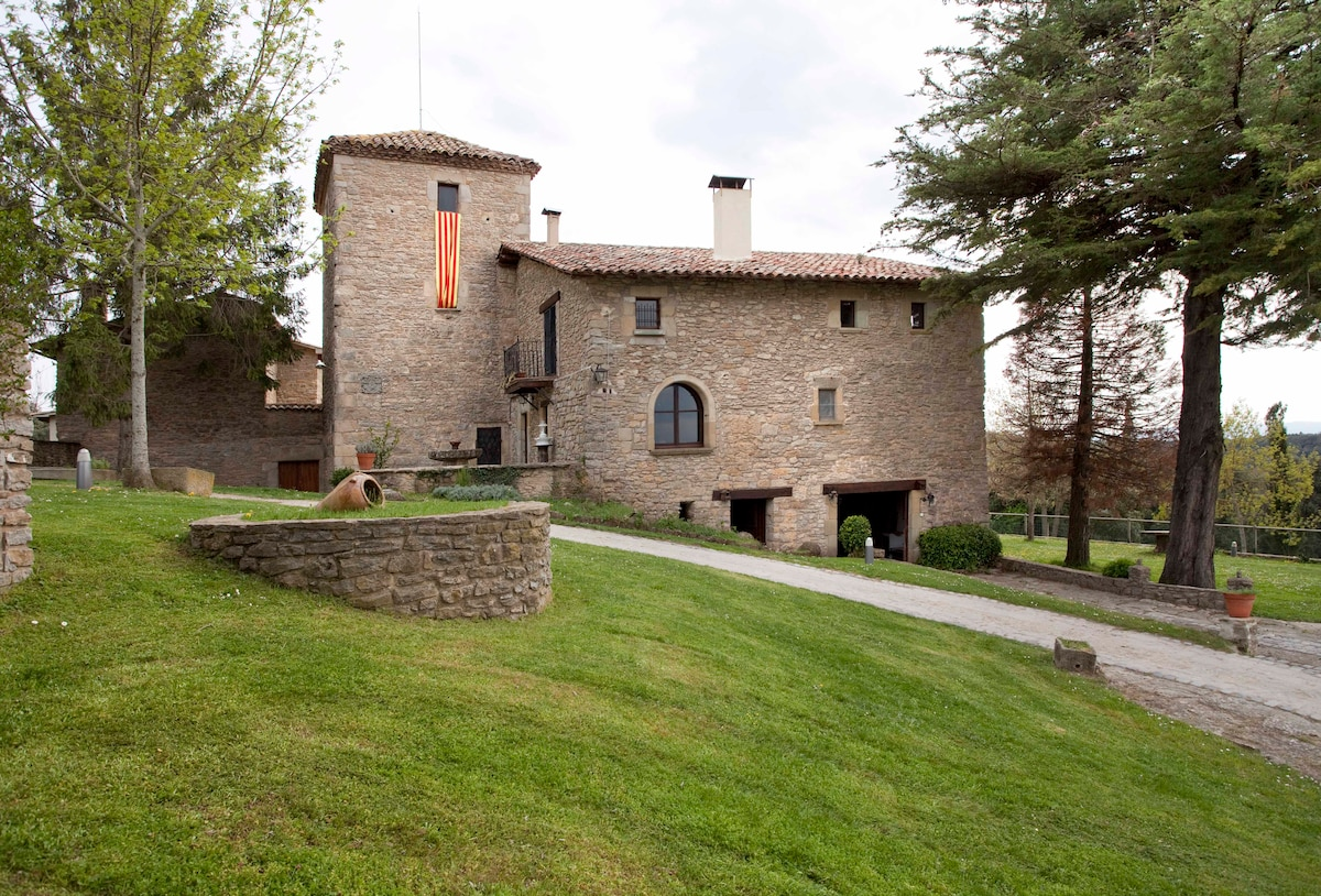 Enjoy contryhouse in Osona