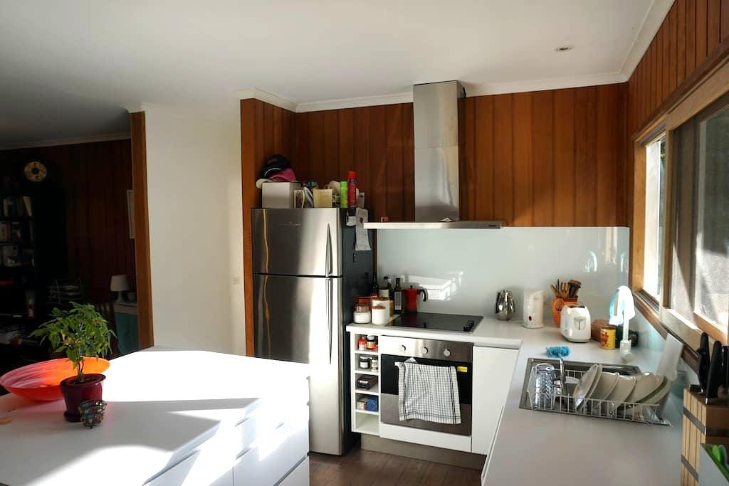 Family and dog friendly beach house - Somers - House