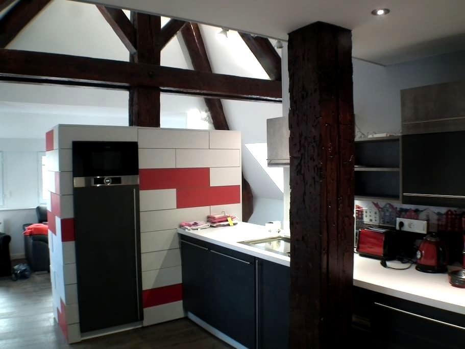 SUPERBE APPARTEMENT NEUF AVEC VUE MAGNIFIQUE - La Bourboule - 公寓