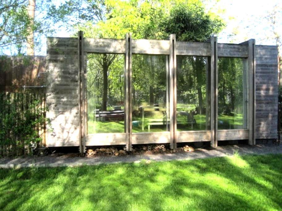 Garden Hideaway - Rumst - Cabaña