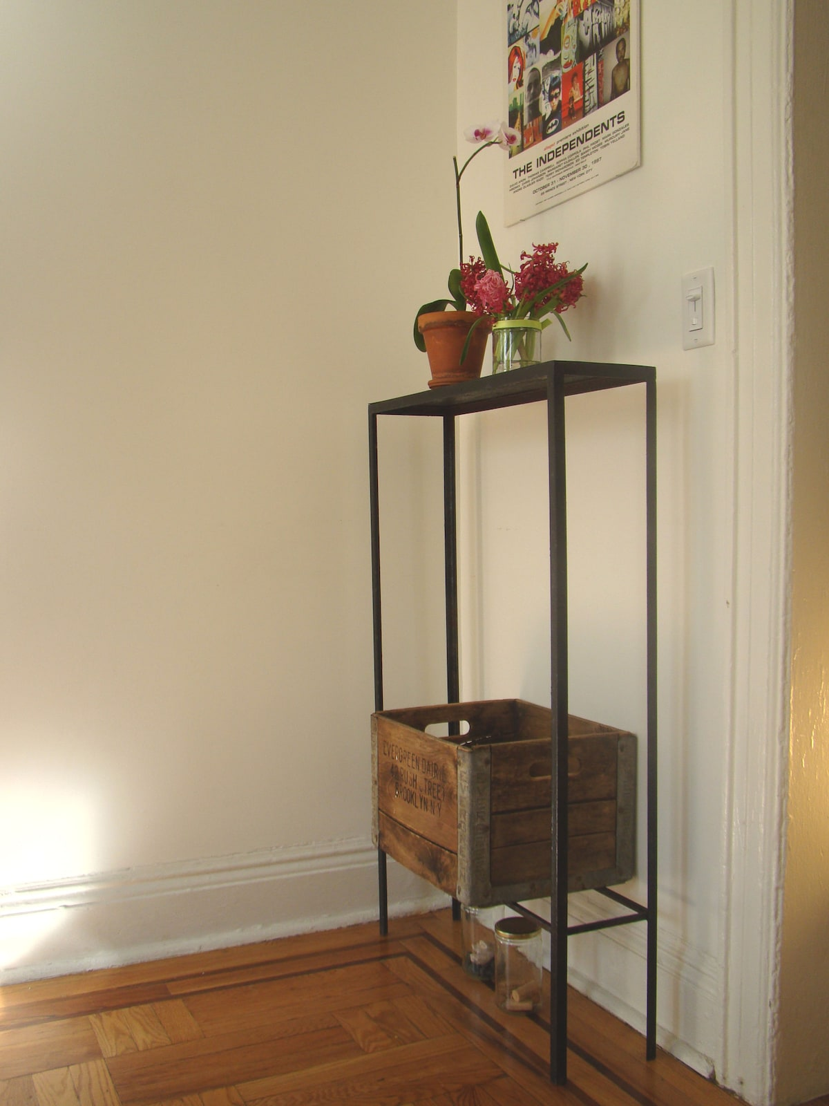 Sunny 1 or 2 BR apt in Boerum Hill