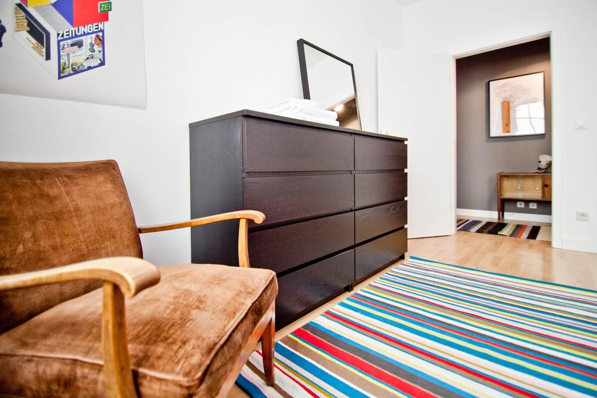 Amazing flat beside Kulturbrauerei