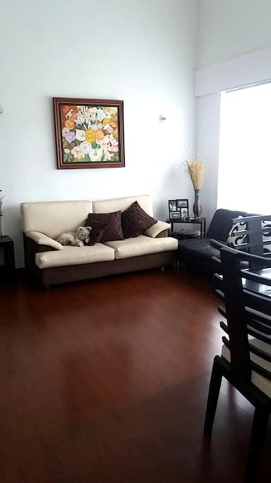 Apartment Near Bogota, Golf Clubs, Salt Cathedral - Chía - Appartement