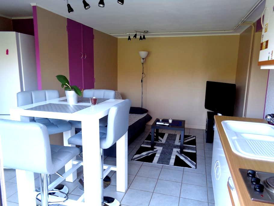 chambre/studio près plages du débarquement&Bayeux - Loucelles - Huis