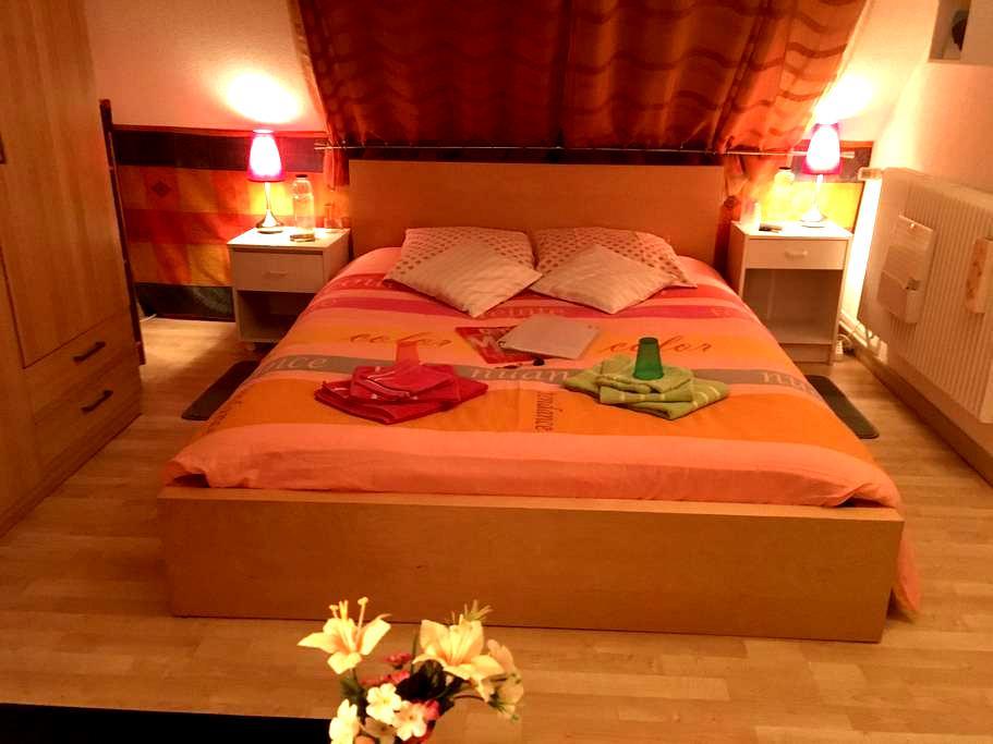 Chambre lumineuse 5 mn de Colmar - Horbourg-Wihr