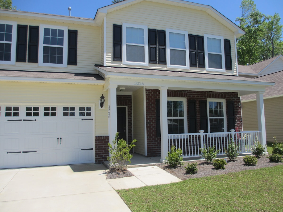 Modern & Happy Home in Charleston