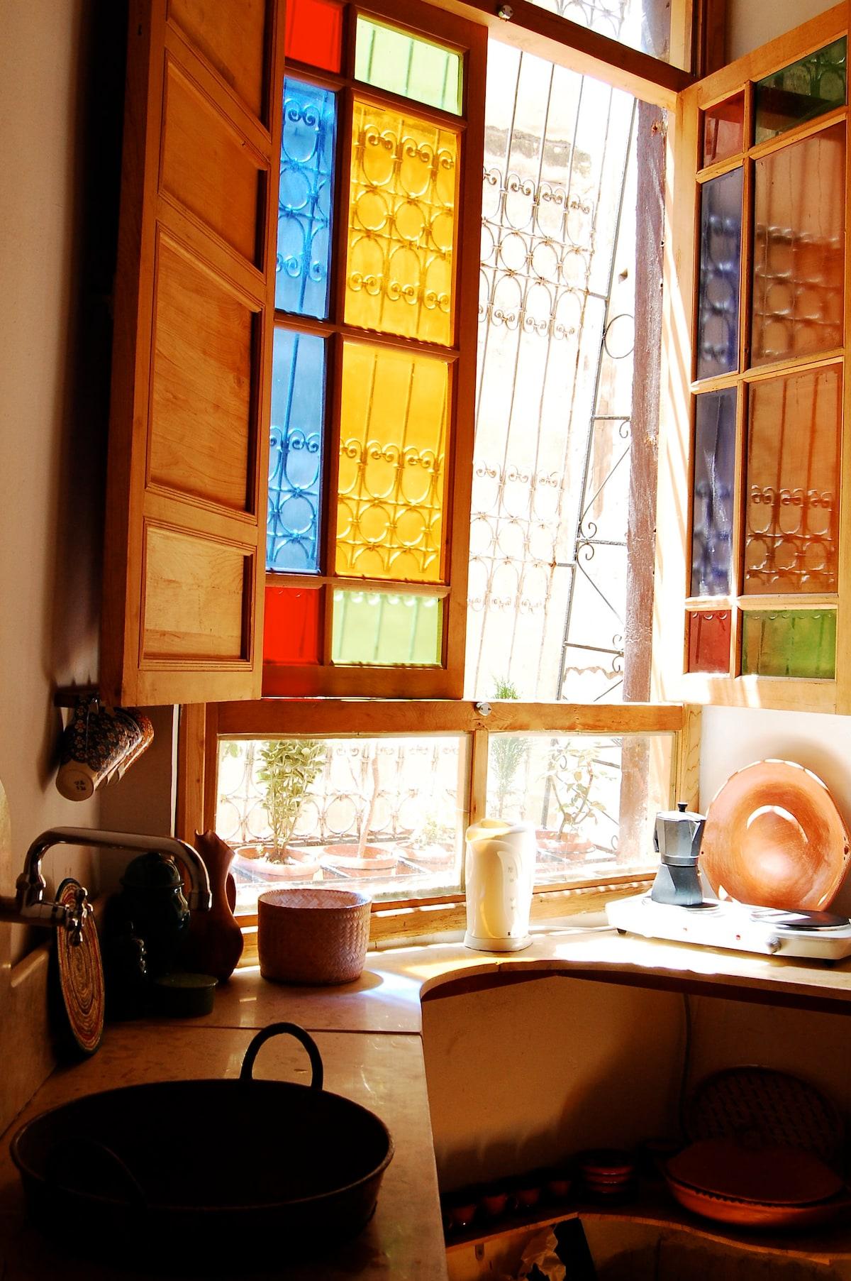 Windows to the heart of Fez Medina