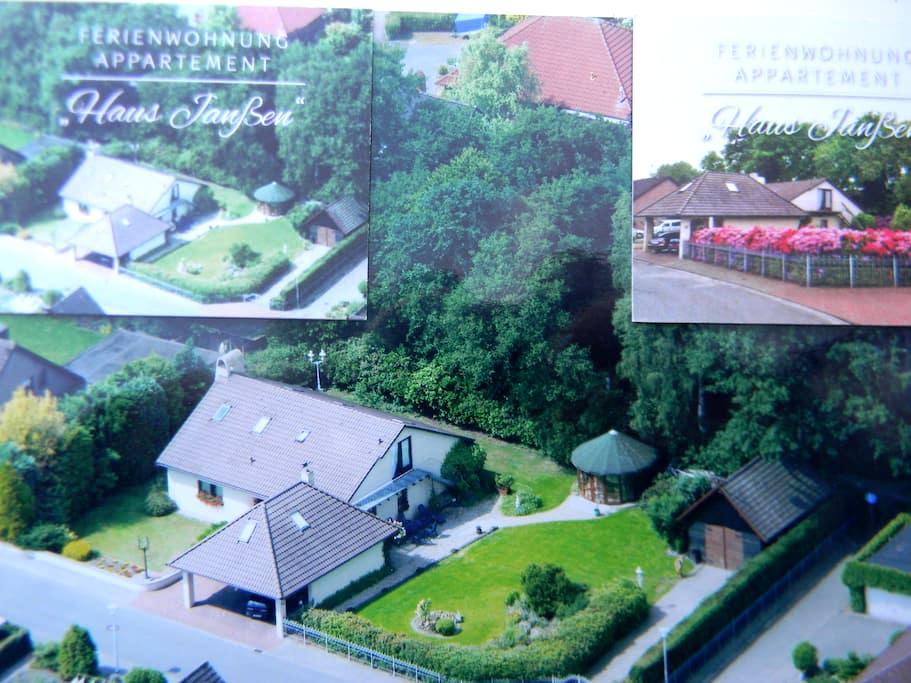 Haus Janßen Ferienwohnung - Großenkneten - Guesthouse