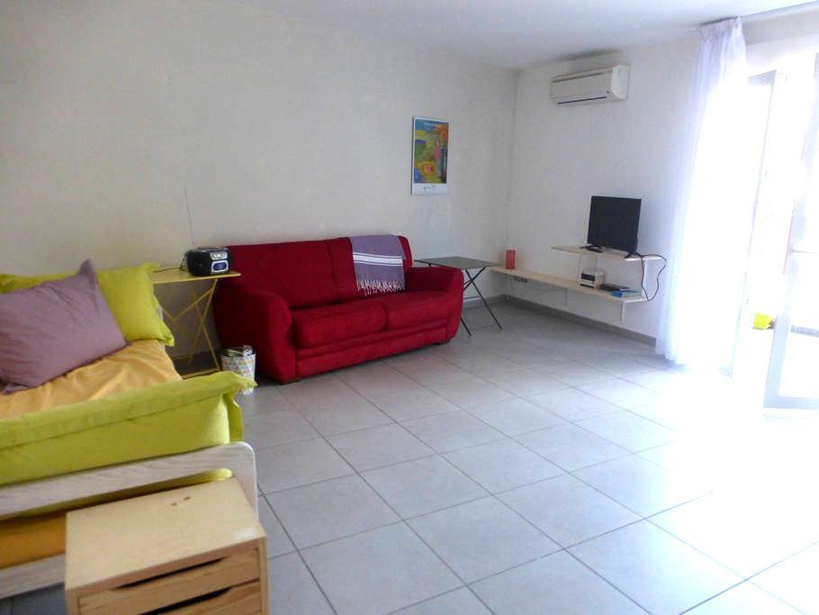 Appartement calme et lumineux - Prunelli-di-Fiumorbo