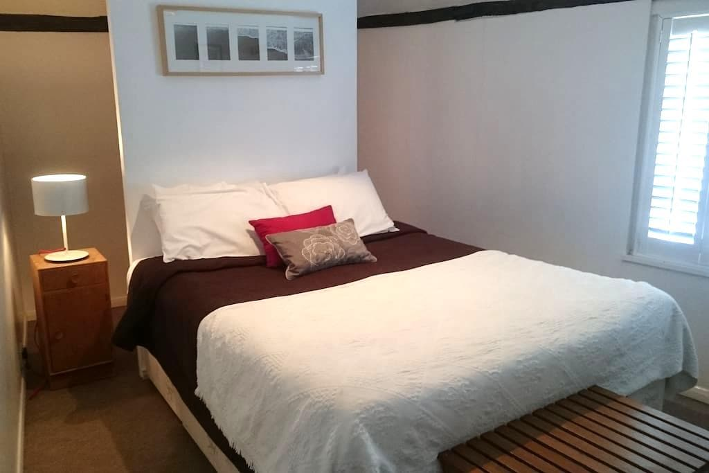 Lovely double room in Mermaid Street, Rye - Rye - Lägenhet