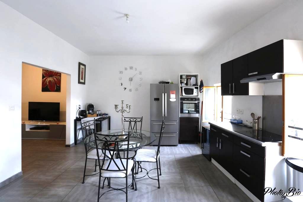 Appartement proche des plages et de Narbonne - Coursan