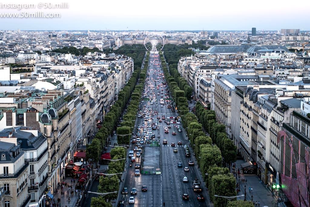 STUDIO Blv Haussmann/Champs-Élysées - Paris-8E-Arrondissement - Wohnung