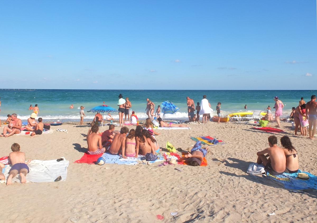Villa Leontina - 50m to the beach