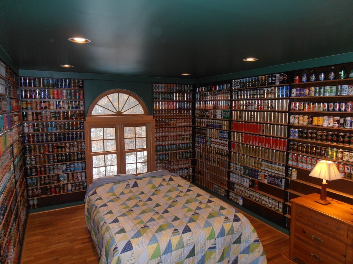 Swedish Room at Brewhouse Mountain