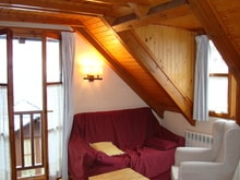 Charming Attic in Spanish Pyrenees