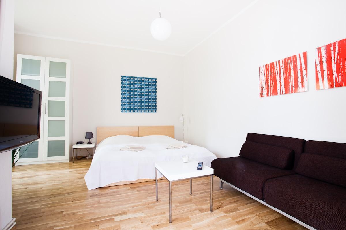 studio apartment in mitte (N° 1)