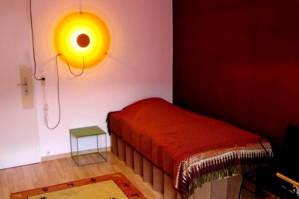 Boutique-Style, quiet, friendly, 18min to Zurich - Zumikon - Apartment