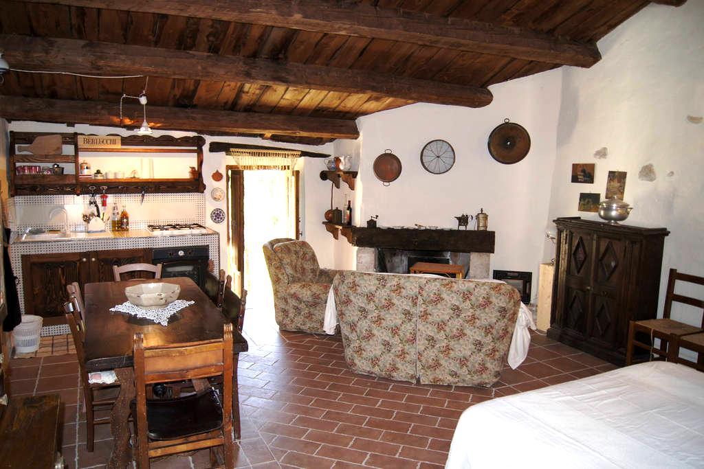 Graziosa casa nel borgo pastorale - Pacentro - Haus