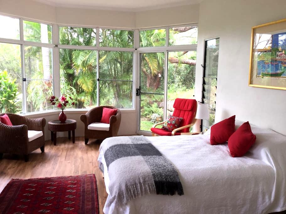 Studio/Apartment - Haven in the Hills, Mullumbimby - Mullumbimby Creek - Lägenhet