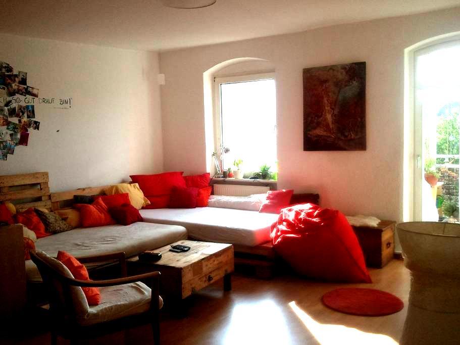 11qm Privatzimmer in 98qm Wohnung KS - Kassel - Wohnung