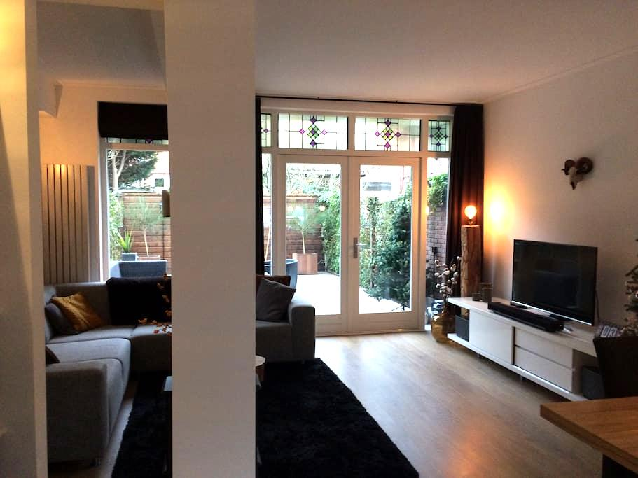 134m2 beautiful house close to city center - Utrecht - Huis