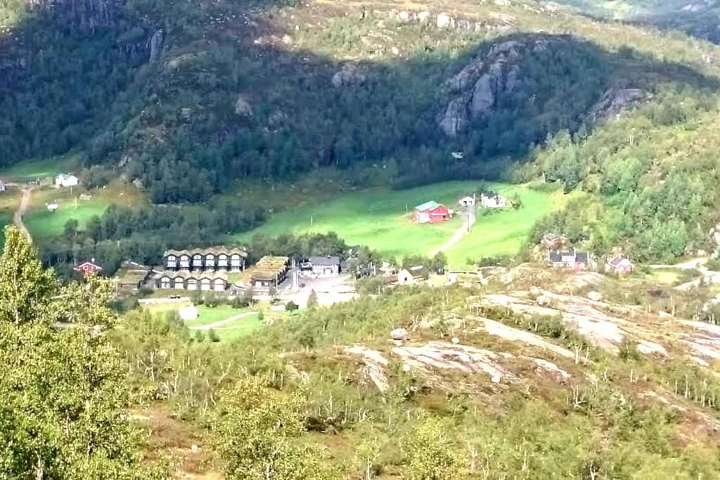 Trivelig fritidsleilighet på Kvæven Fjellheim - Tjørhom