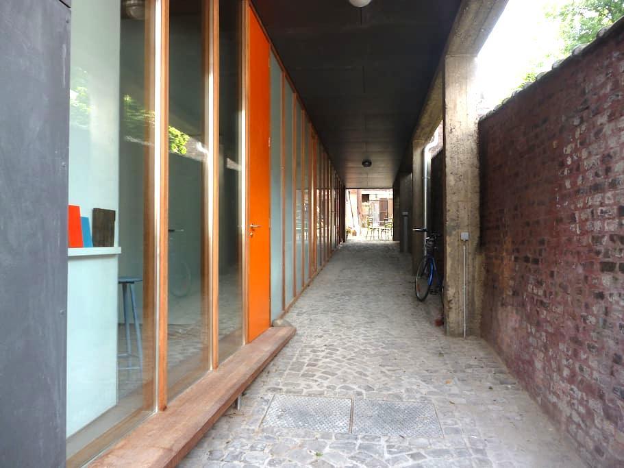 LOFT CALME EN CENTRE VILLE - Liège - Loft