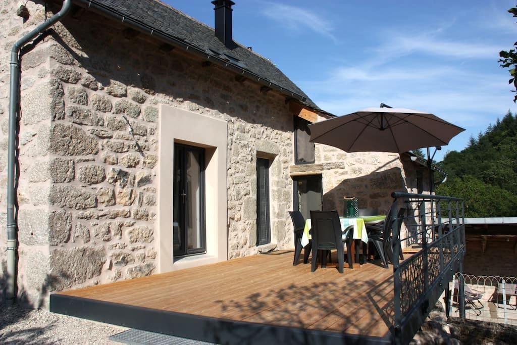 La maison de Jeanne et Louis - Golinhac - Dům