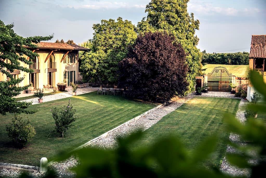 Agriturismo Corte Ruffoni 11 - Zevio-santa Maria - Apartamento