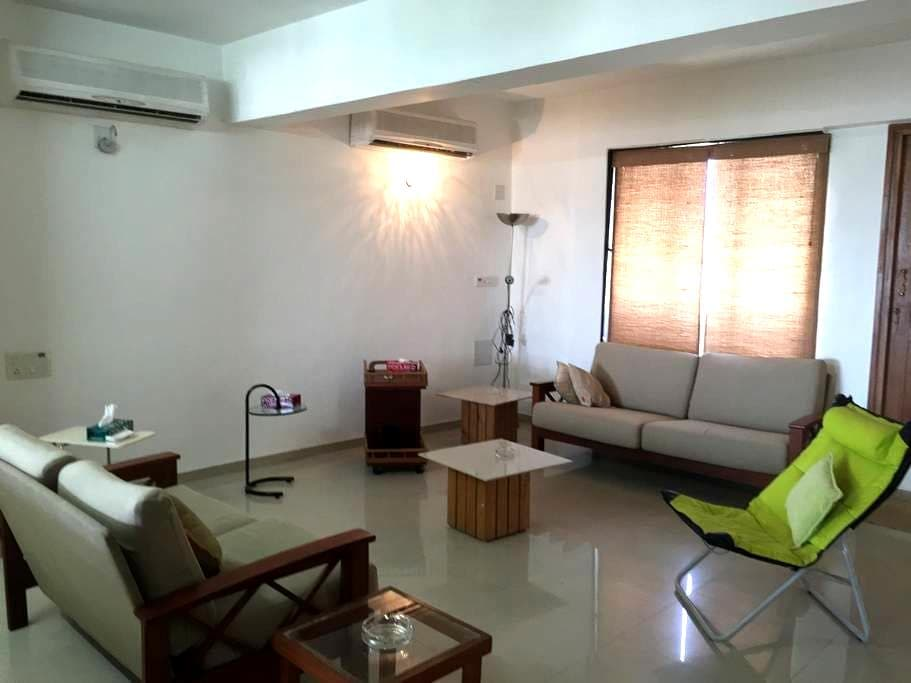 Air conditioned penthouse - Ahmedabad