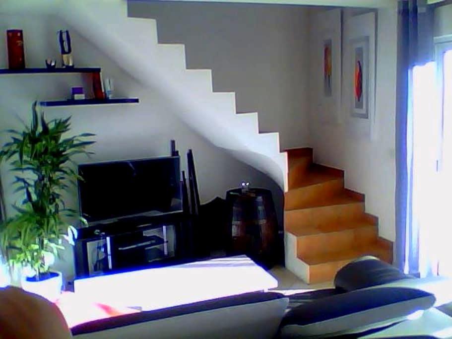 charment appartement T2 tout equipé, super vue - Gap