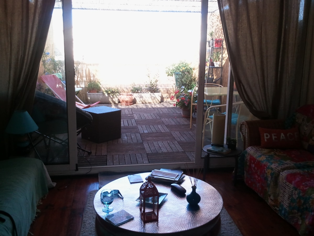 Le petit salon de votre logement