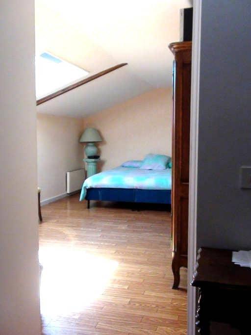 Loue chambre meublée indépendante - Grigny