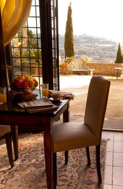 The breakfast room Residenza i Tre Portali Tarquinia