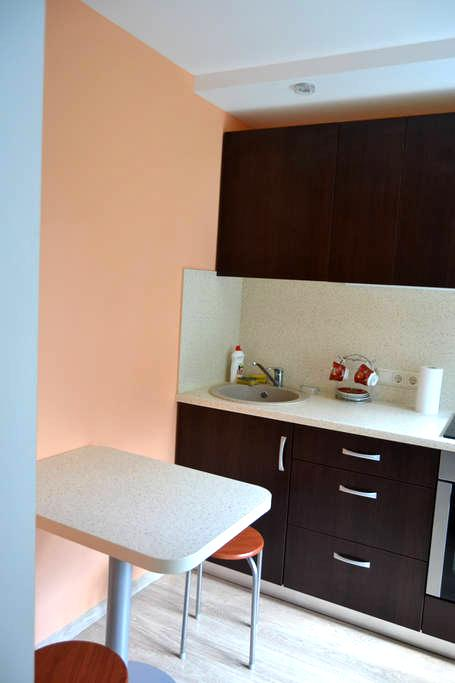 Sarkanmuizas dambis 22 apartment - Ventspils