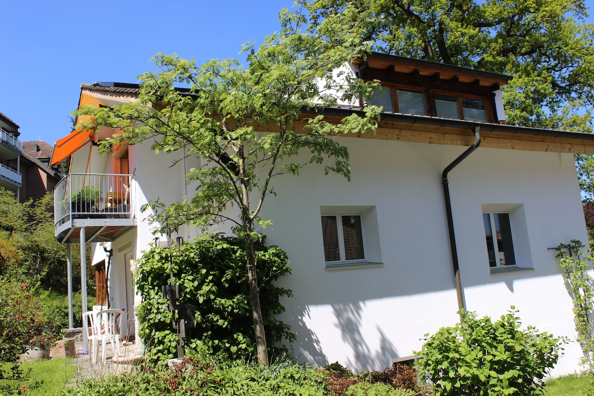 Holiday accommodation with 3 rooms,