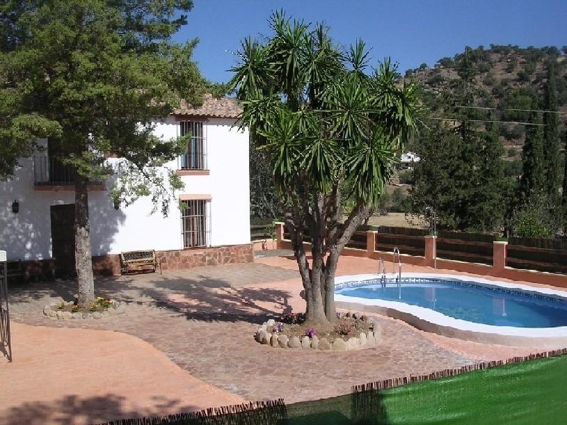 Casa Rural provincia de Málaga